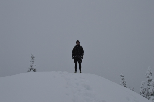 Summit of Hollyburn Mountain