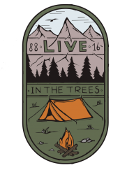 Live in the Trees Logo