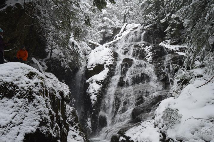 Big Cedar and Kennedy Falls Trail