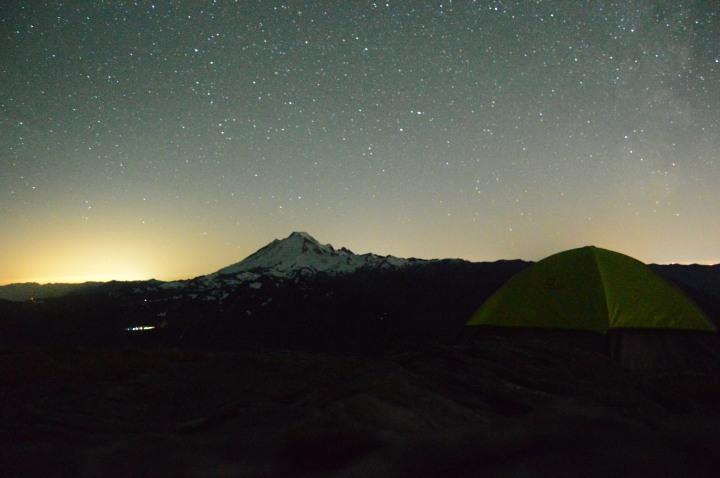 Goat Mountain, Washington