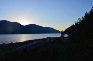 Night 1 - Sun Set