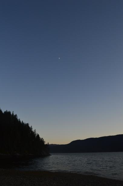 Night 1 - Moon